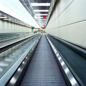 marciapiedi mobili aeroporto
