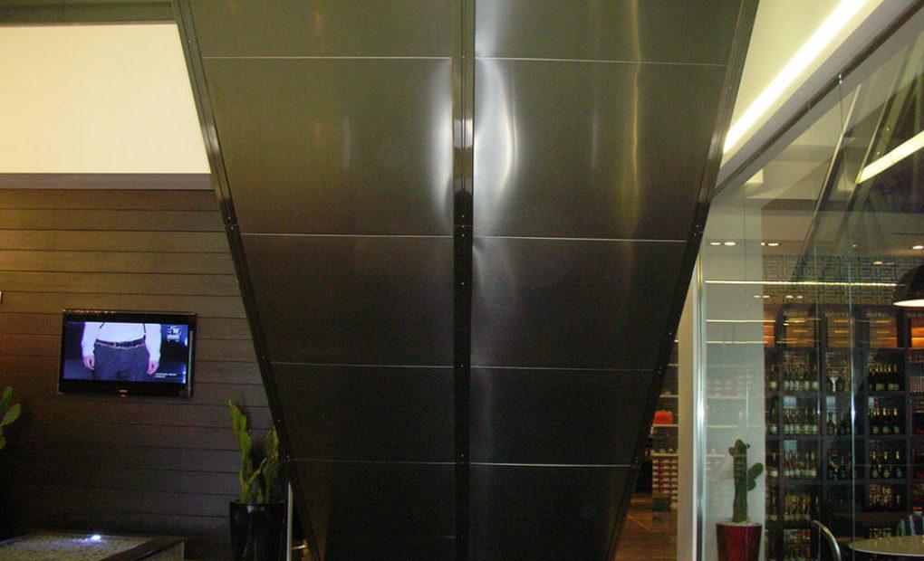 scale mobili baldinini parte inferiore