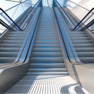 italms production of escalators and moving walkways