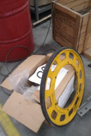 montaggio scale mobili componenti