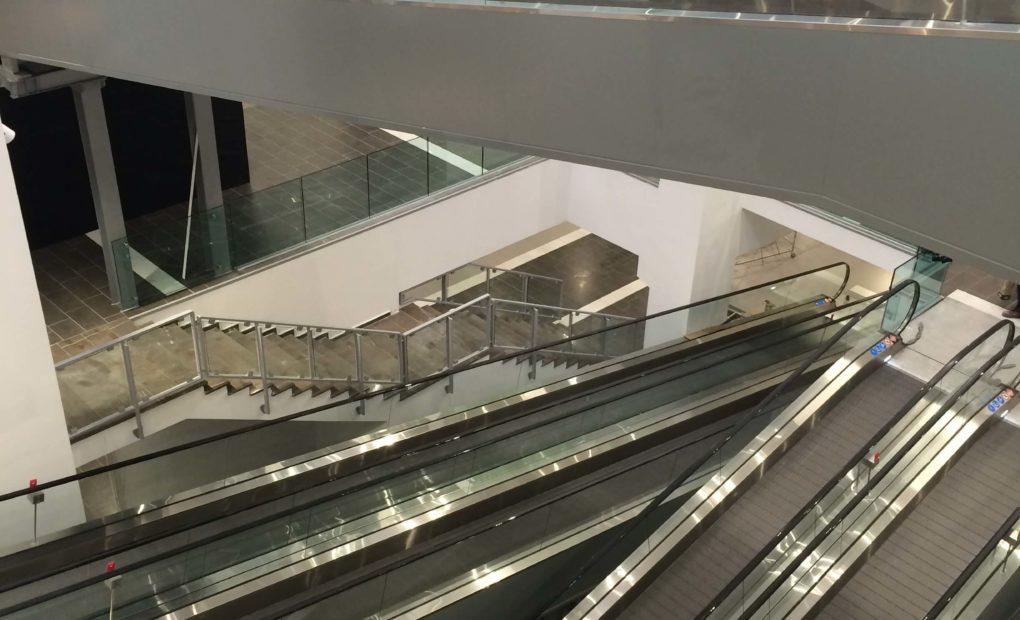 tappeti mobili centro commerciale cuore adriatico