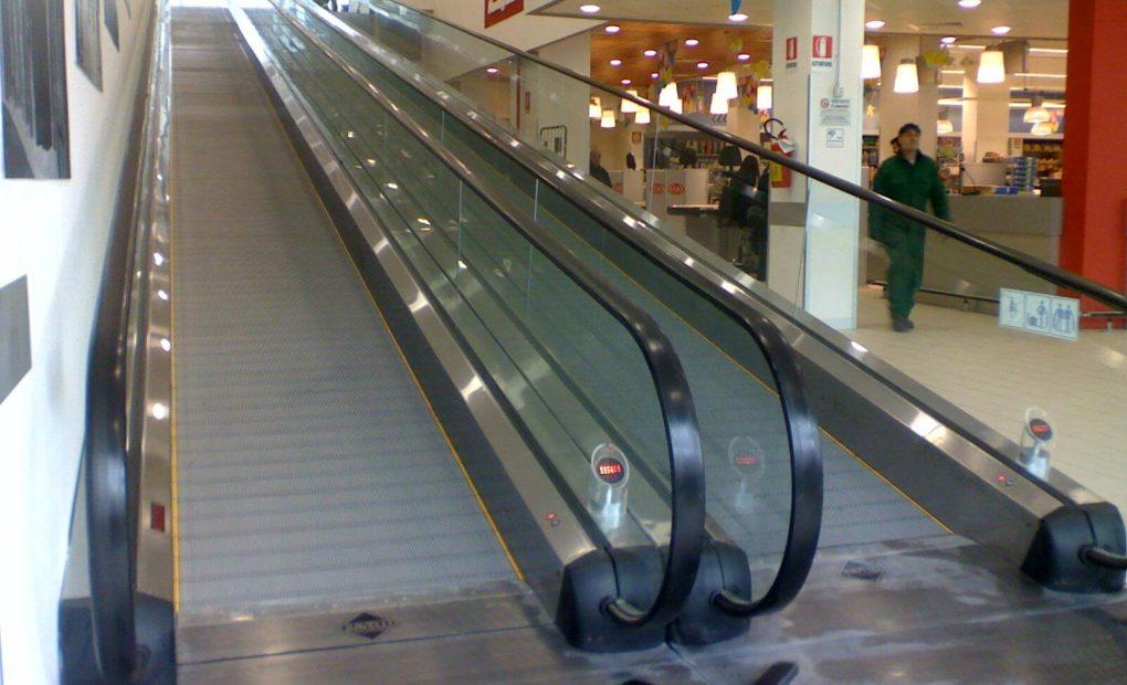 tappeti mobili supermercato montegranaro